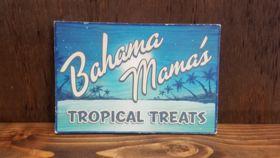 "Image of a ""Bahama Mama's"" Sign"