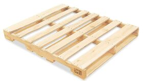 """Image of a 96"""" x 40"""" Wood Pallet"""