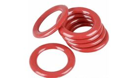 """Image of a 1"""" Unbreakable Plastic Ring Rental"""