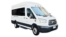 Image of a 15 Passenger High Cube Van