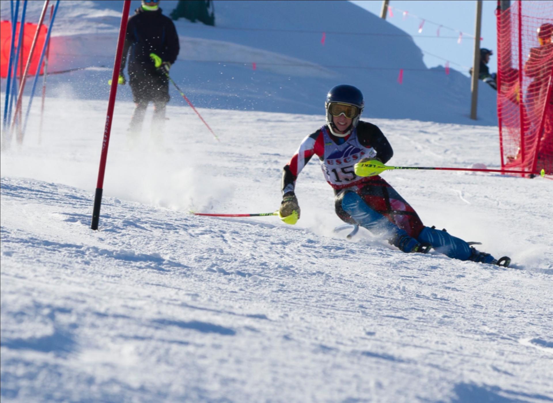 Alpine Action