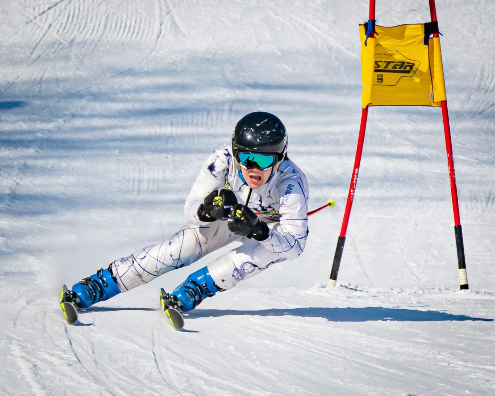 Devils Head Race Girl Racer Slow