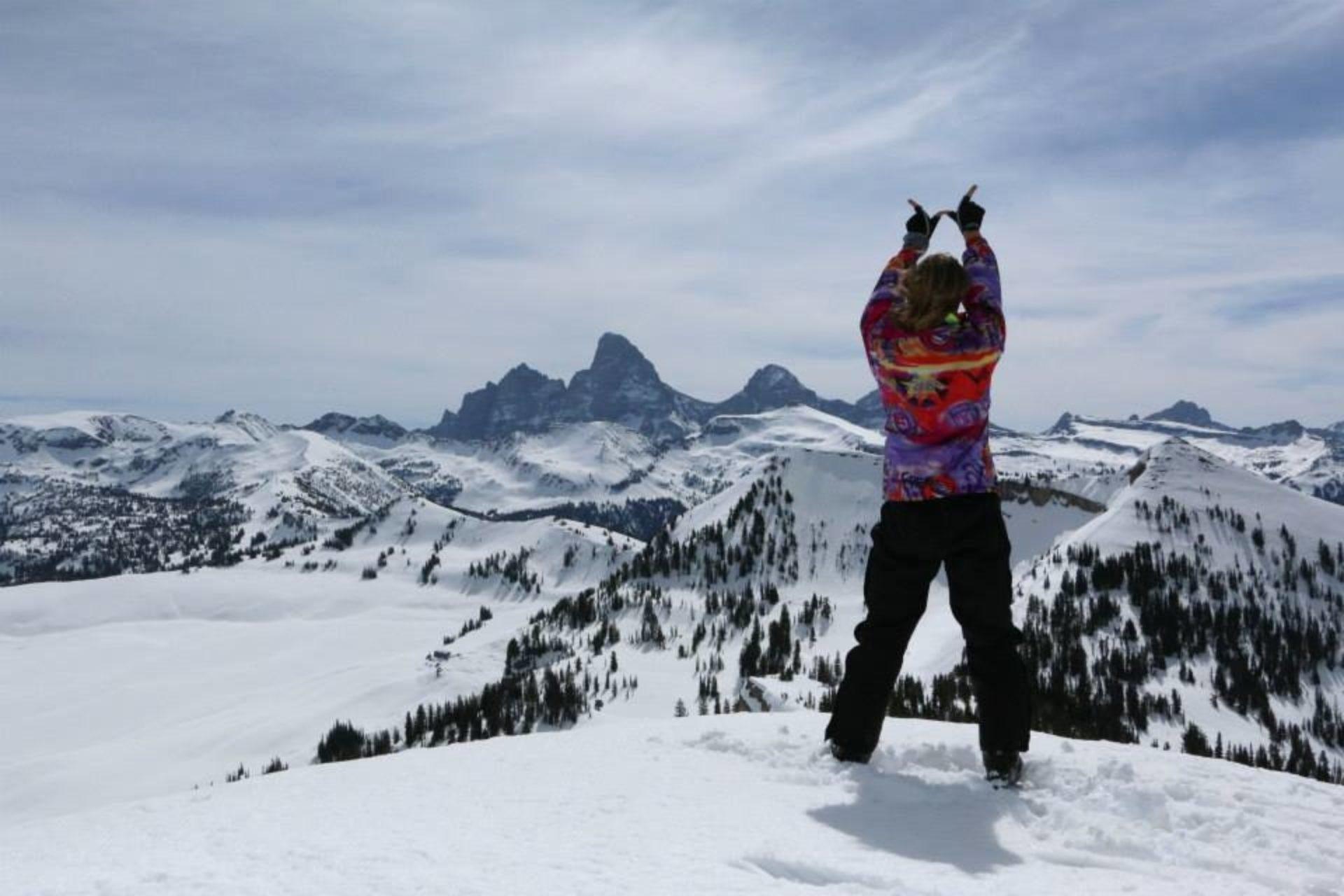 Wisco skier