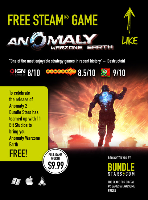 FREE Anomaly: Warzone Earth co...