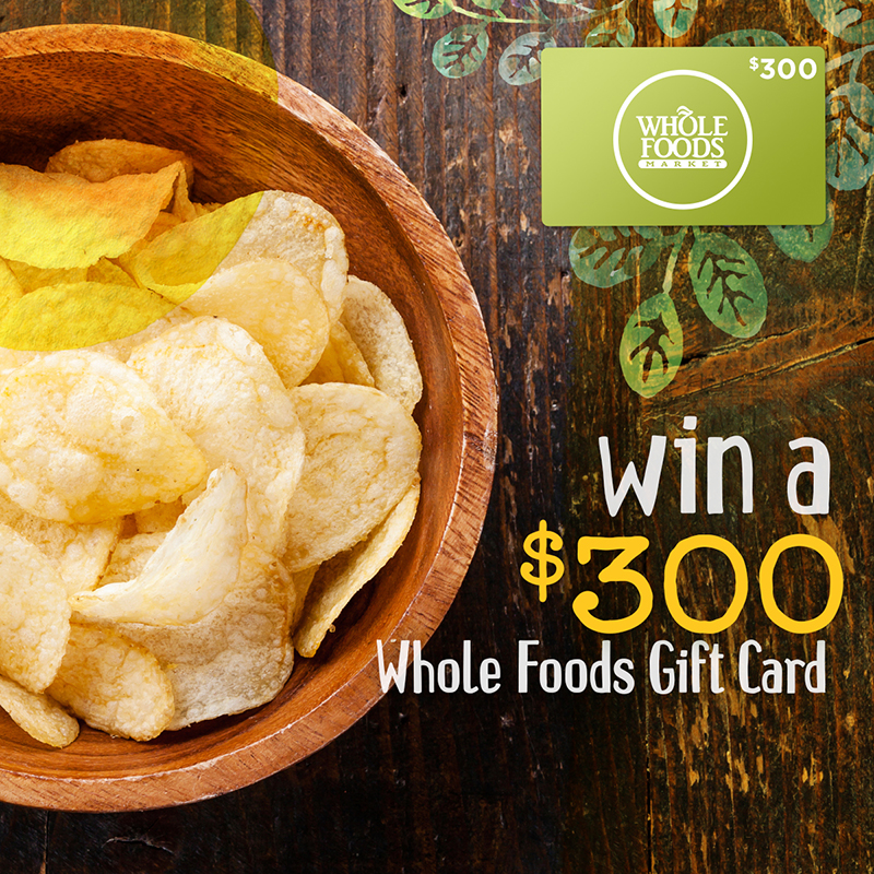 Saving 4 A Sunny Day Win A 300 Gift Card To Whole Foods