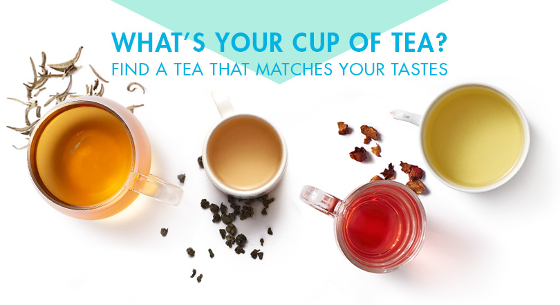 What's Your Cup of Tea?