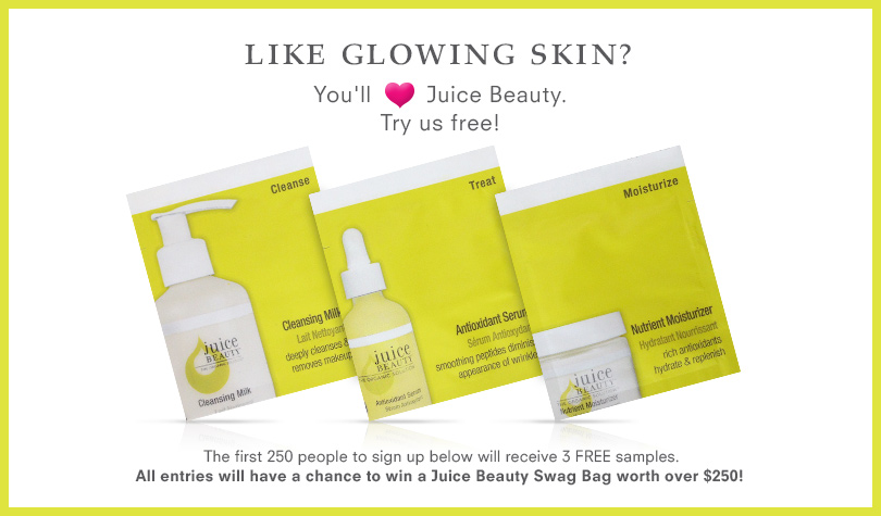 FREE 3 Juicy Beauty Daily Esse...