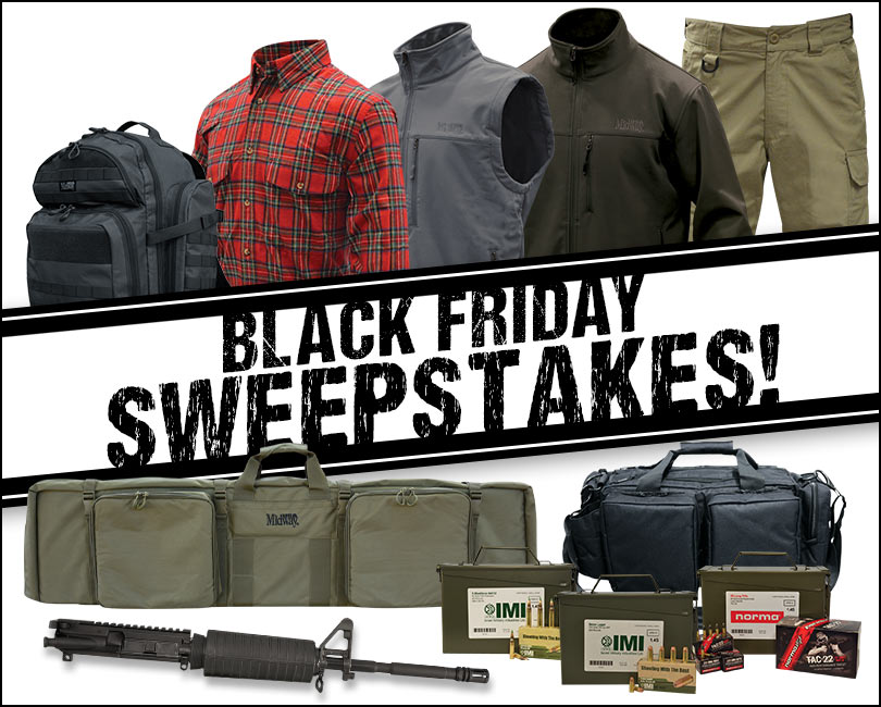 Midway USA Black Friday Sweepstakes! - Calguns net