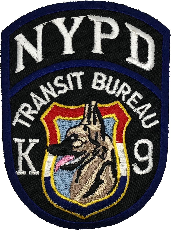 NYPD Transit Bureau K-9 Unit: Live Demonstration