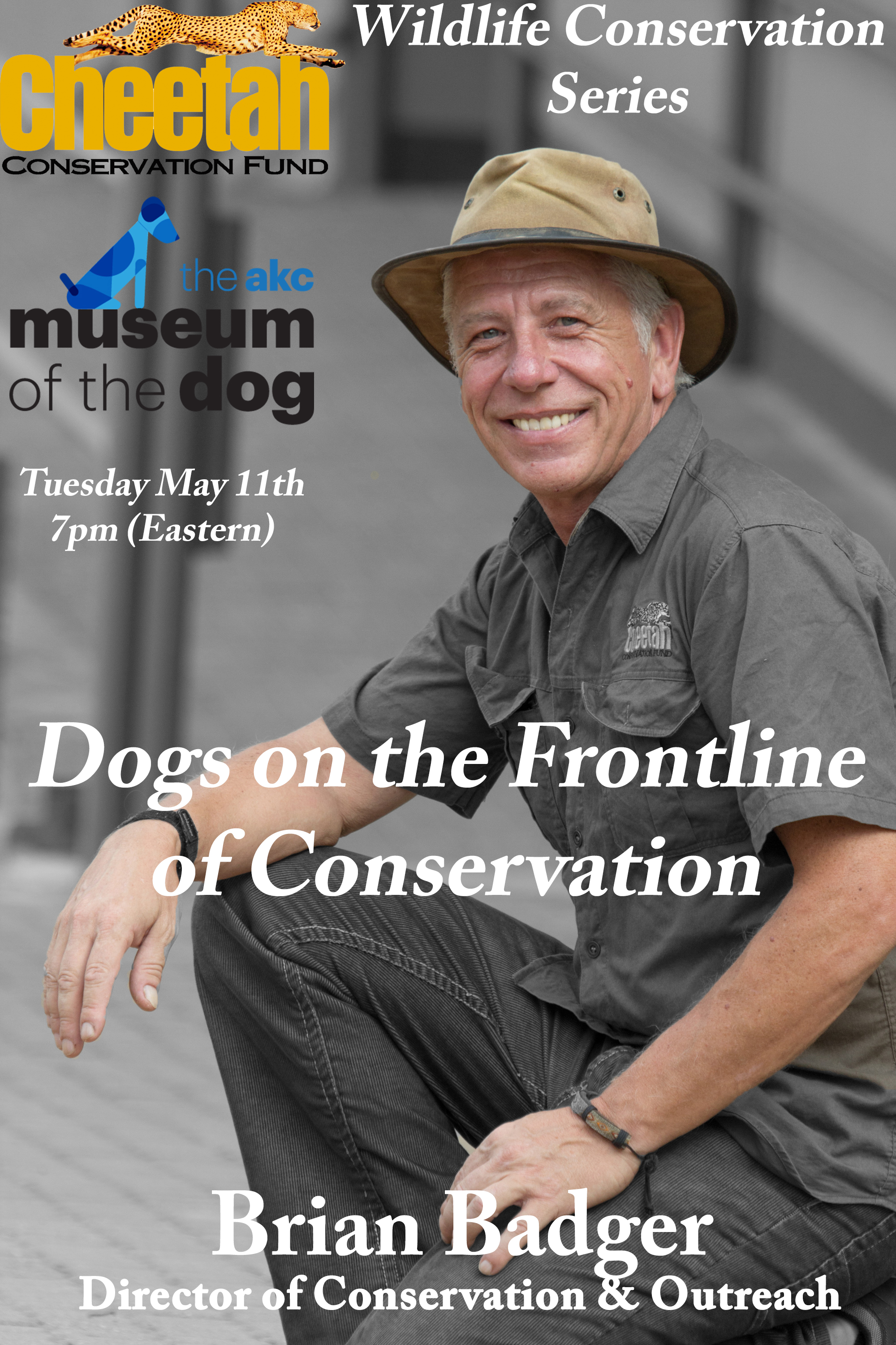 MOD MEMBER Lecture: Dogs on the Frontline of Conservation