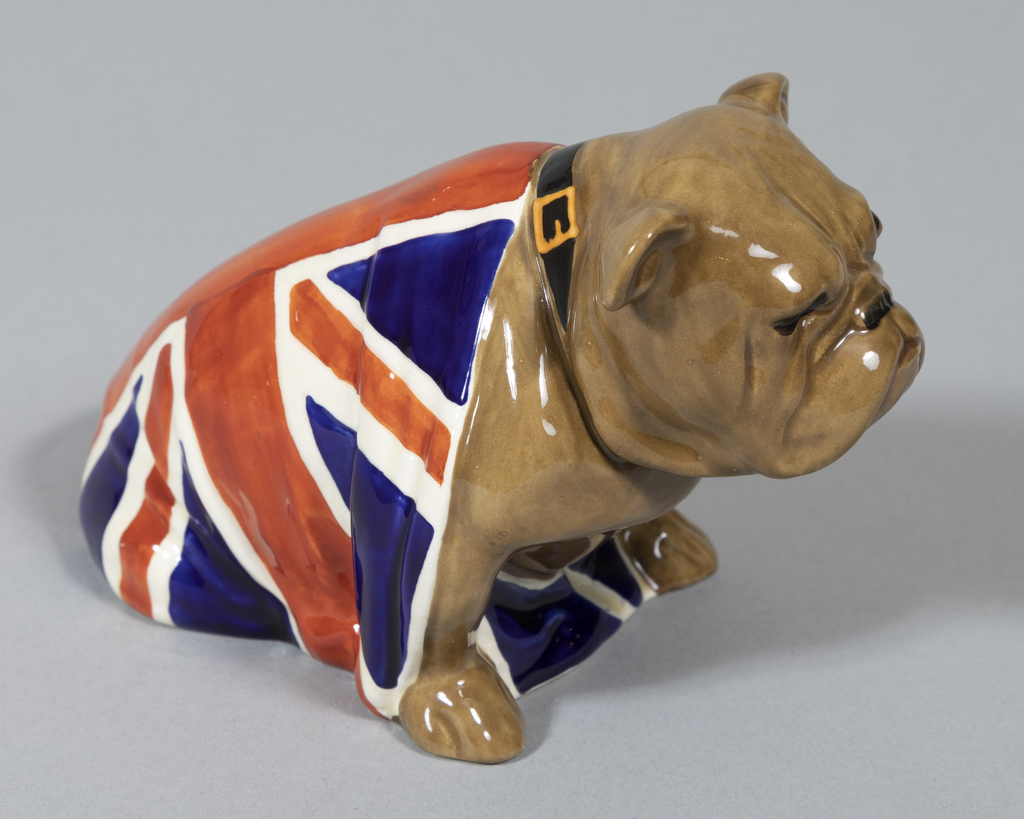 Bulldog/unionjk/khaki w/ rwb flag