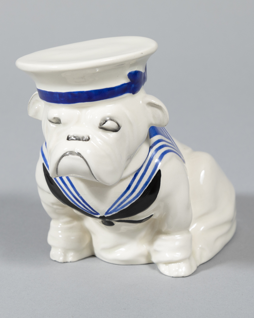Bulldog sailor suit/hat- medium