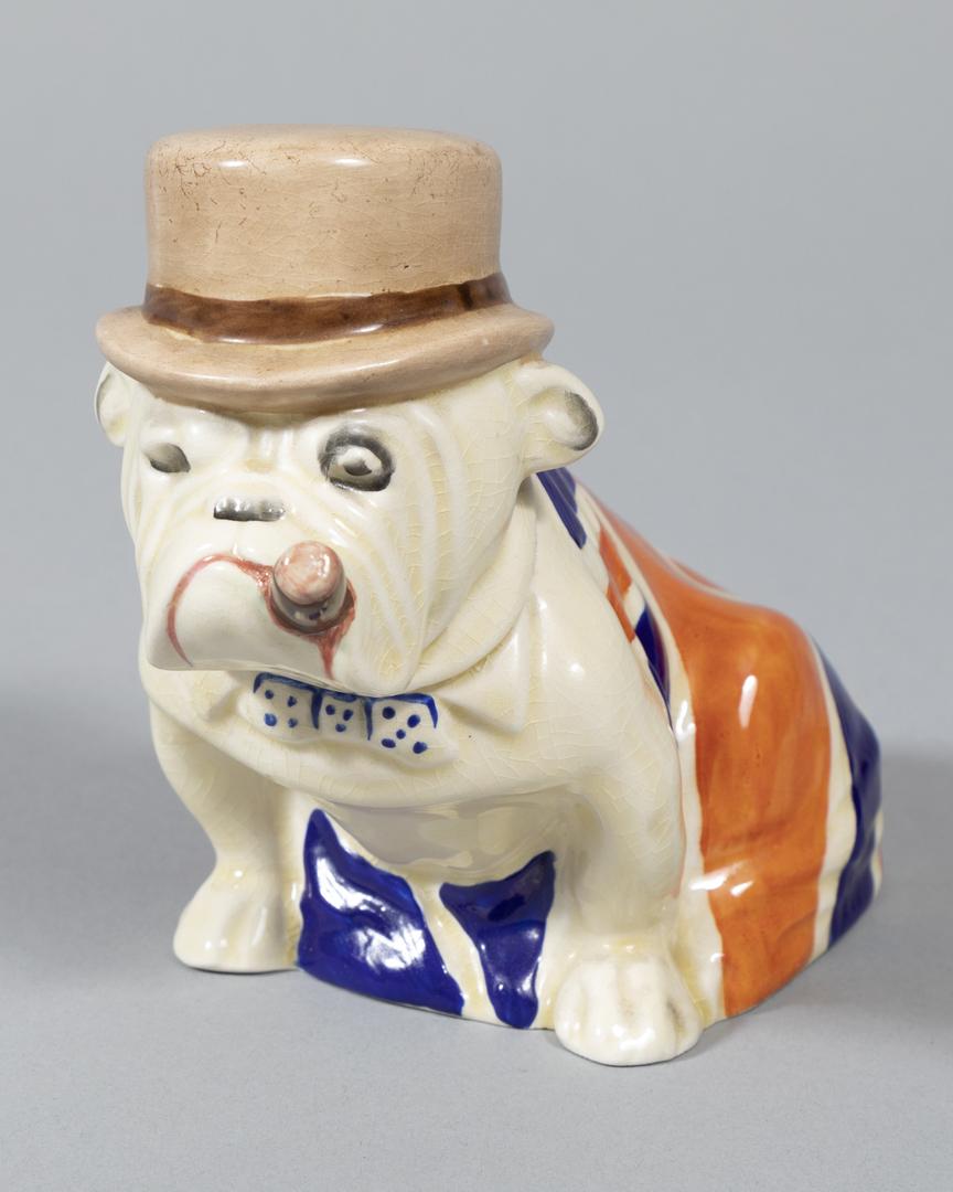 Bulldog/unionjk derby hat