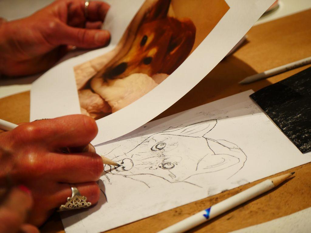 Pastel Paint Workshop
