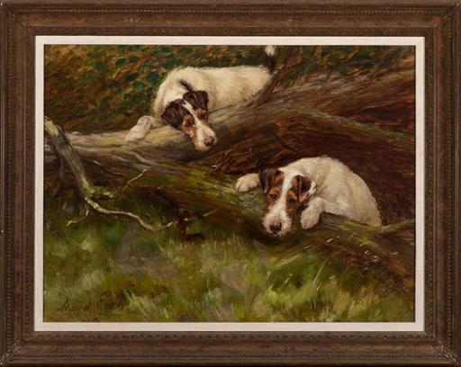 Wedgewood Plate, American Sporting Dog Series