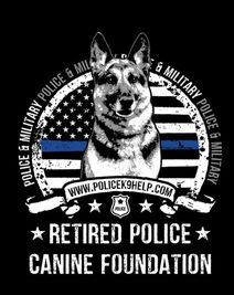 Dogs After the Job: Retired Police Canine Foundation