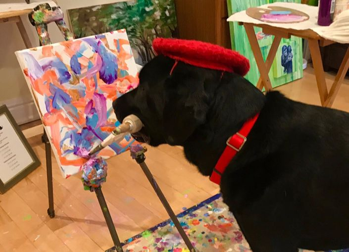 Dagger DogVinci: Painting Demo