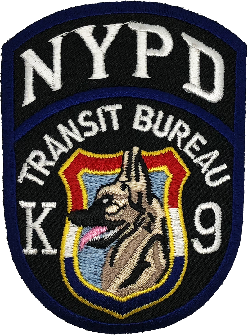 NYPD Transit Bureau K-9 Unit: Live Demonstration