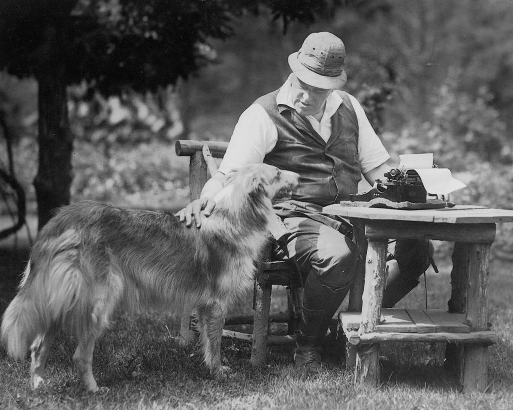 Collies and the Legacy of Albert Payson Terhune