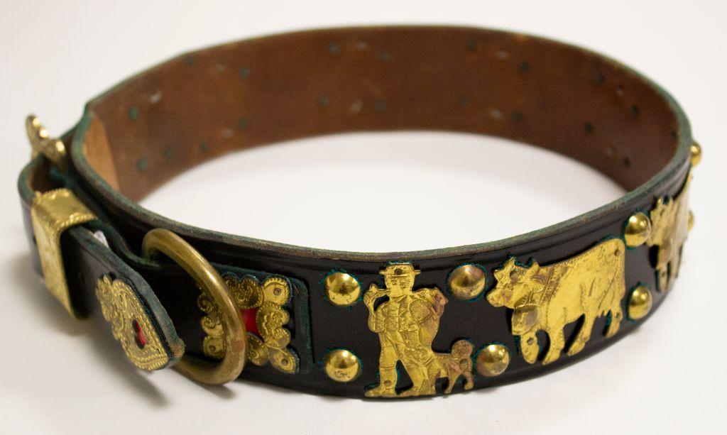 Identity Restraint: Art of the Dog Collar