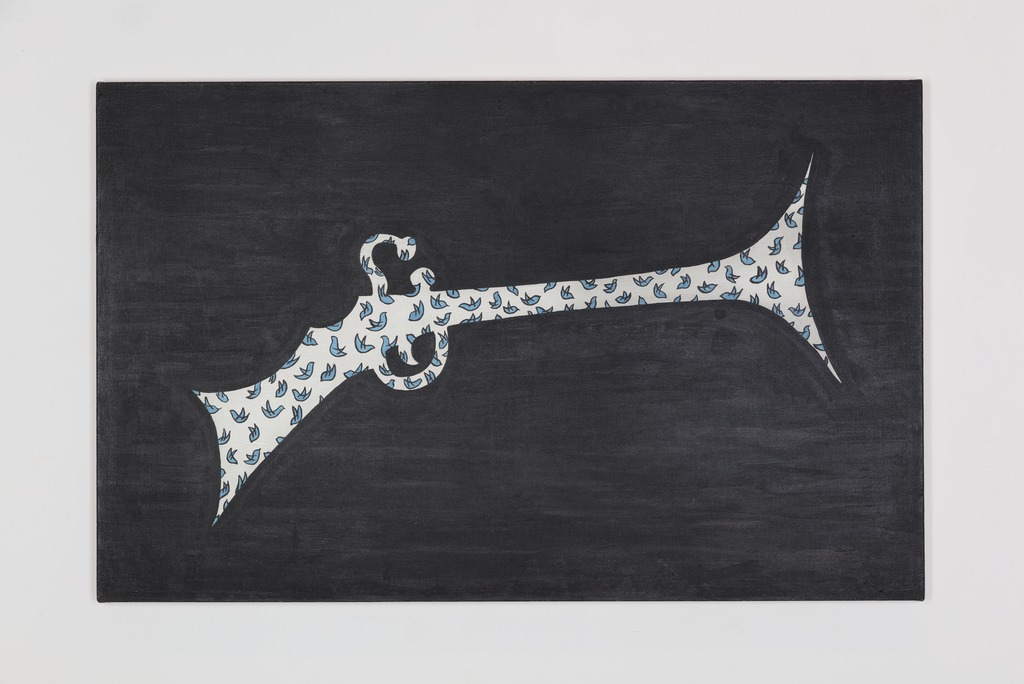 William Copley, Birdshot, 1957