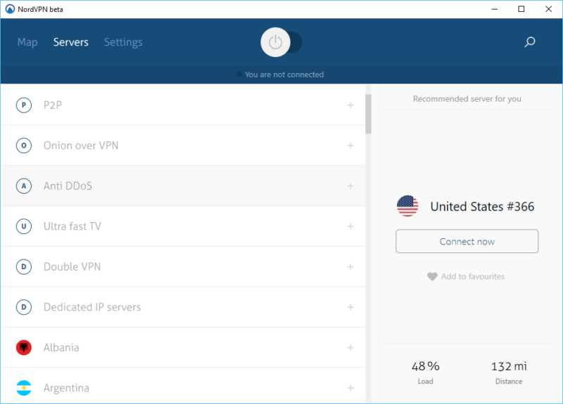 Nordvpn Review User Experience Server List