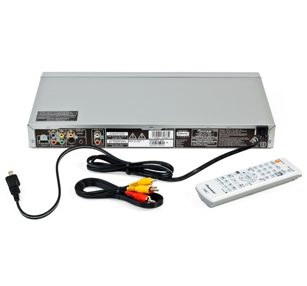 pioneer 1080p upconverting dvd player with hdmi output woot. Black Bedroom Furniture Sets. Home Design Ideas