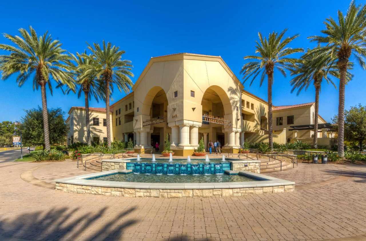 California Baptist University Campus Map.Experience California Baptist University In Virtual Reality