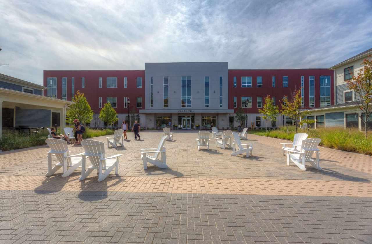 Merrimack College Opens First New Academic Building in 30