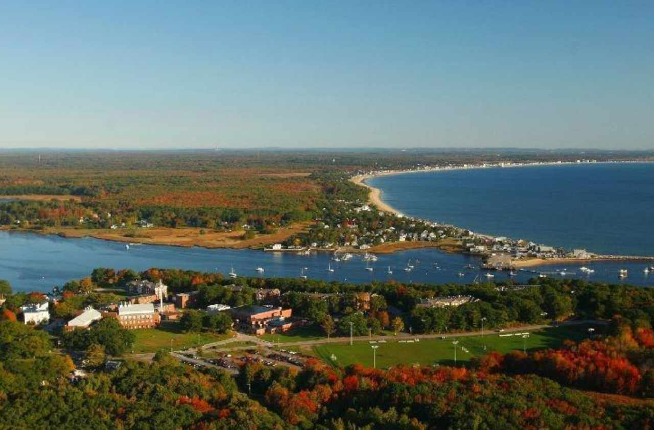 Experience UNE Biddeford in Virtual Reality