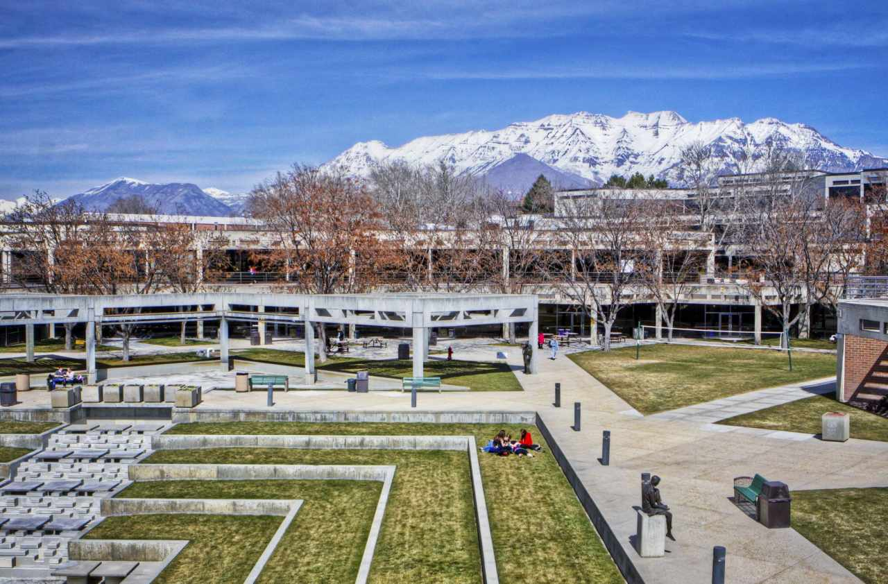 Uvu Engineering Building