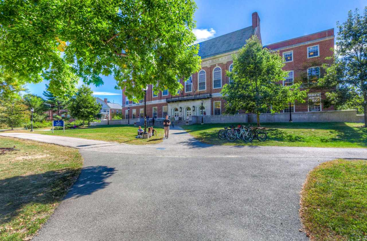 Experience The University Of Maine In Virtual Reality