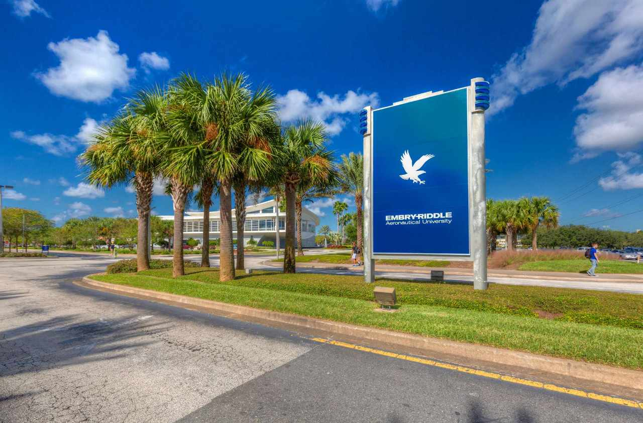 Experience Embry Riddle Aeronautical University Daytona Beach In