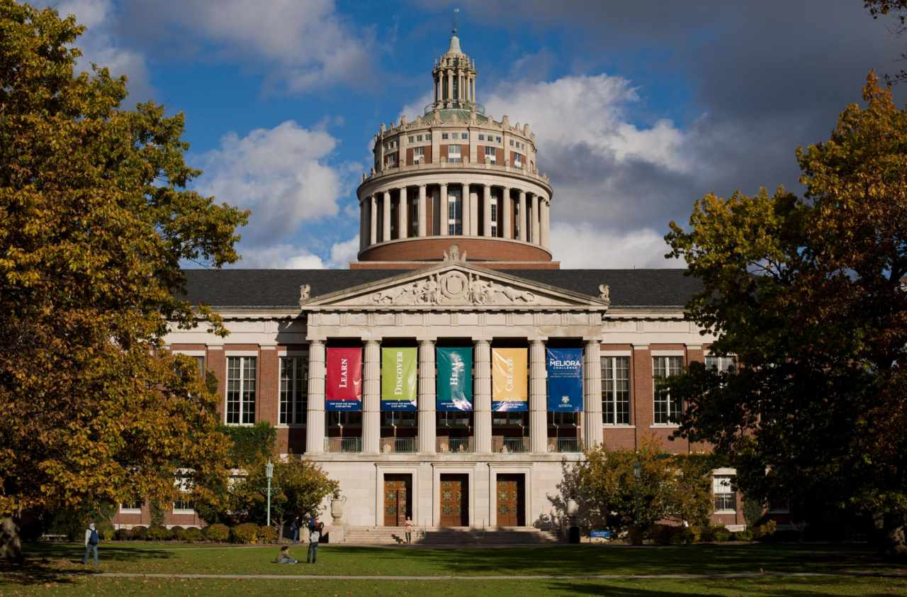 Experience University of Rochester in Virtual Reality.