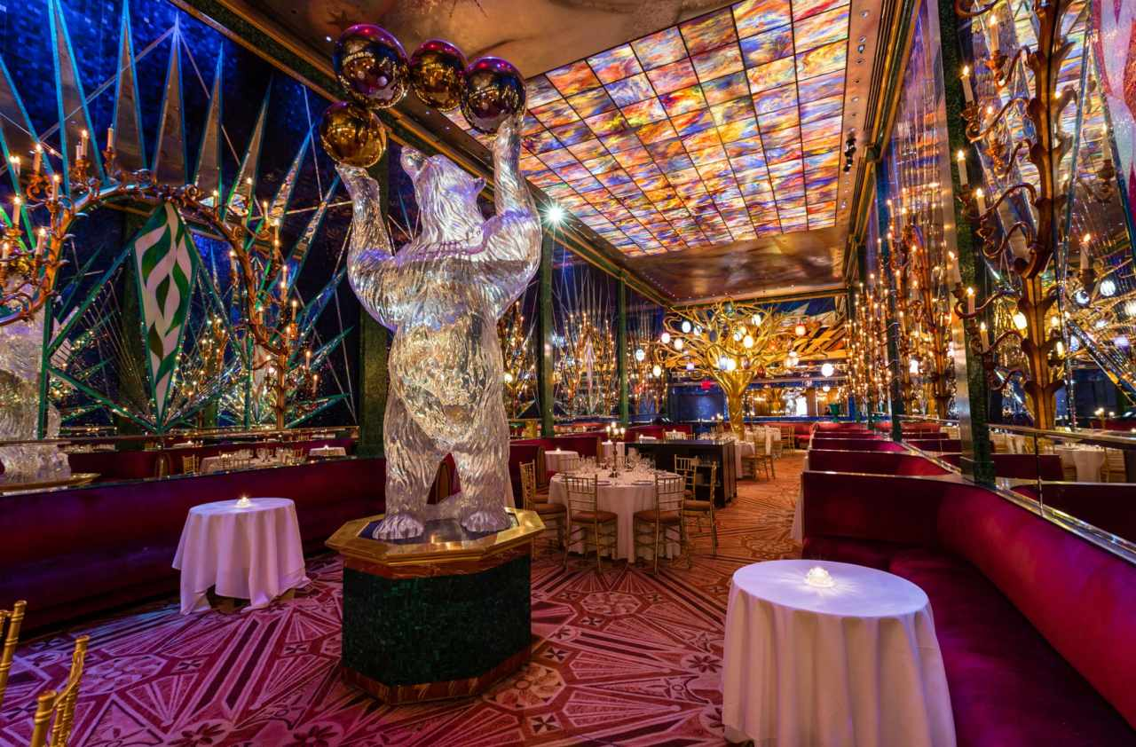 Experience Russian Tea Room In Virtual Reality
