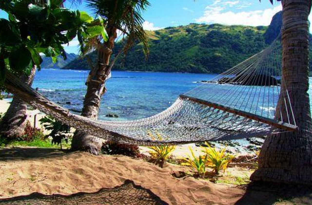 Huts On The Beach Suva