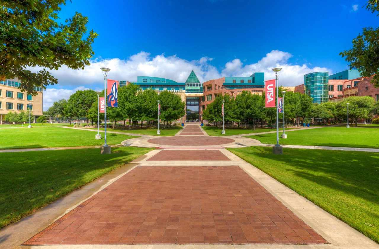 Experience Utsa Downtown Campus In Virtual Reality