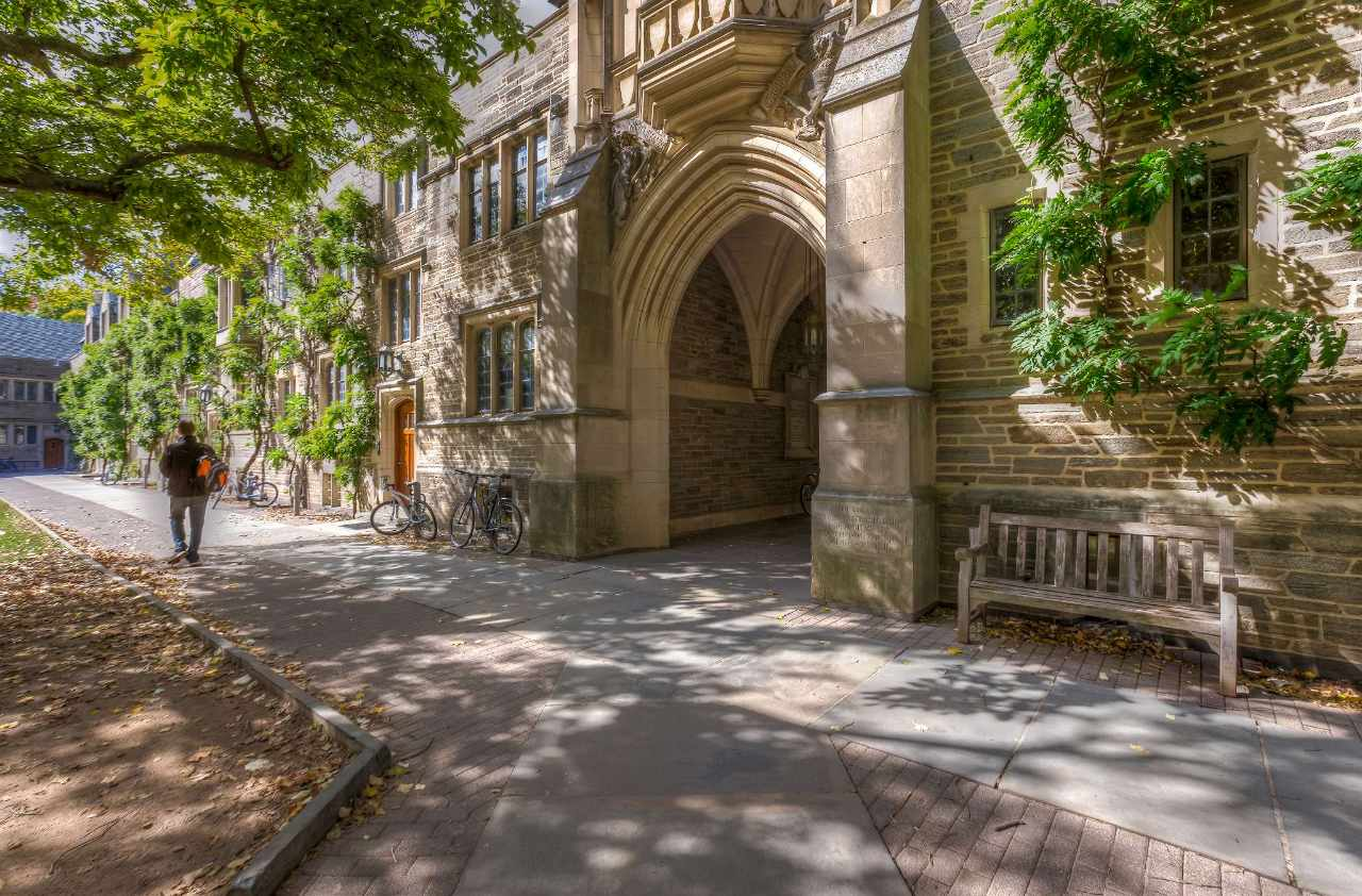 Experience Princeton University Main Campus in Virtual Reality