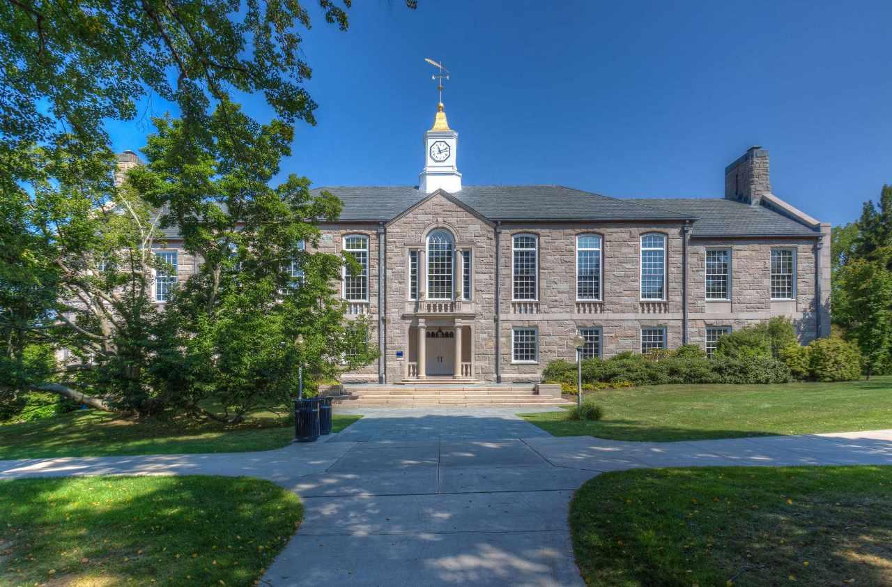 University Of Rhode Island Tour Schedule