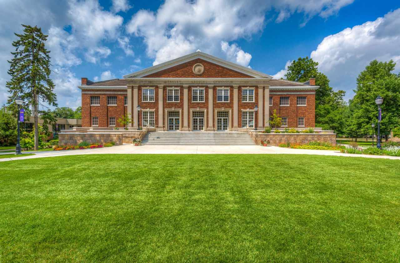 Experience Albion College In Virtual Reality