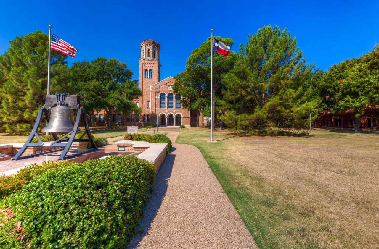 Midwestern Campus Map.Experience Midwestern State University In Virtual Reality